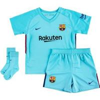 Nike Barcelona FC Away Jersey Kit 17/18