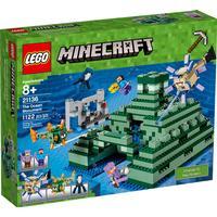 Lego Minecraft Havmonumentet 21136