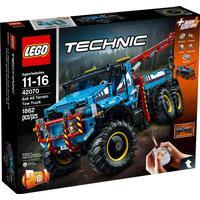 Lego Technic Terrængående 6x6 Kranvogn 42070