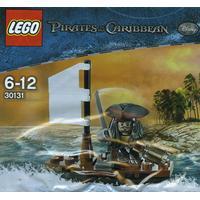 Lego Pirates of the Caribbean Jack Sparrow med Båt 30131