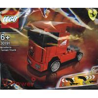 Lego Racers Scuderia Ferrari Truck 30191