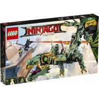 Lego The Ninjago Movie Den Grønne Ninjas Robotdrage 70612