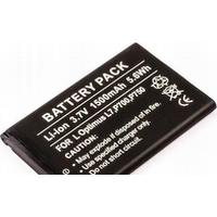 MicroMobile - Batteri 1700 mAh - for LG PRADA P940