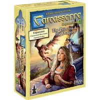 Z-Man Games Carcassonne: The Princess & the Dragon Expansion 3