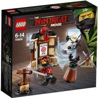 Lego The Ninjago Movie Spinjitzu Training 70606