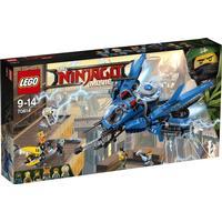 Lego The Ninjago Movie Blixtjet 70614