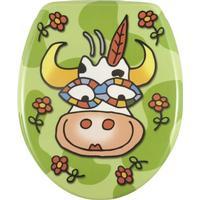 Wenko Toilettensitz Crazy Cow