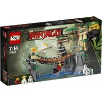 Lego Ninjago Mesterens Fald 70608