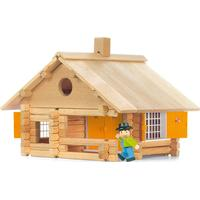 Jeujura House Wooden Construction Kit 8063