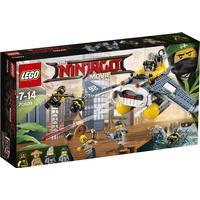 Lego The Ninjago Movie Manta Ray Bomber 70609