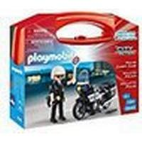 Playmobil City Action Police Carry 5648