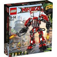 Lego The Ninjago Movie Ildrobot 70615