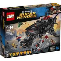 Lego DC Comics Super Heroes Flying Fox Batmobile Airlift Attack 76087