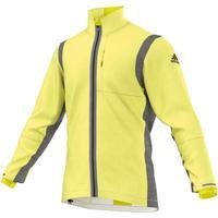 adidas Xperior Edge Jacket - Laufjacken für Herren - Gelb