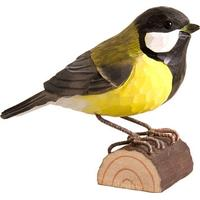 Wild Life Garden Deco Bird Great Tit Figur
