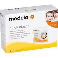 Medela Quick Clean Microwave Bags 5-pack