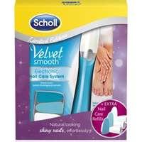Scholl Presentförpackning Nagelfil och Refill, 1 st
