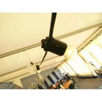 Thorn Lighting Udendørs lyskæde med B22 fatninger og 1 meter imellem dem, pris pr. meter - Thorn Lighting