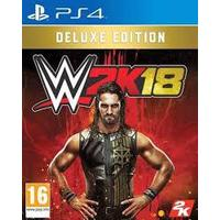WWE 2K18: Deluxe Edition