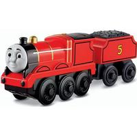 Fisher Price Thomas & Friends Wooden Railway Battery Operated James Y4111