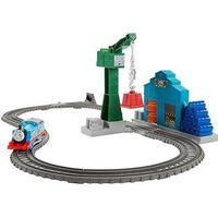 Fisher Price Thomas & Friends Trackmaster Demolition at the Docks