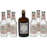 Monkey 47 Ginpakke - Gin m 47% 50 cl