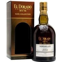 El Dorado Rare Collection Versailles 2002 63% 70 cl