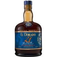 El Dorado 21 YO 43% 70 cl