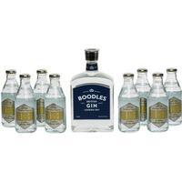 Boodles Ginpakke - Gin m 40% 70 cl