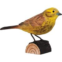 Wild Life Garden Deco Bird Yellow Hammer Prydnadsfigur