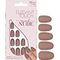 Elegant Touch Nude Collection Mink Nails 24-pack