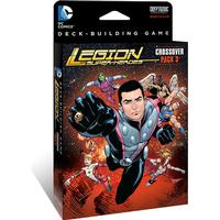 Cryptozoic DC Comics Deck-Building Game Crossover Pack 3: Legion of Superheroes (Engelska)