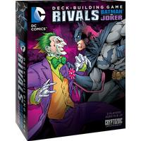 Cryptozoic DC Comics Deck-Building Game Rivals Batman vs The Joker (Engelska)