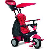 SMARTRIKE Fisher-Price® Glow Touch Steering® 4-in-1 Trehjuling, röd