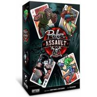 Cryptozoic Poker Assault (Engelska)