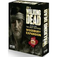 Cryptozoic The Walking Dead Board Game: The Best Defense Woodbury Expansion (Engelska)
