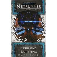 Fantasy Flight Games Android: Netrunner Fear & Loathing (Engelska)