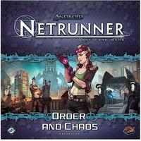 Fantasy Flight Games Android: Netrunner Order & Chaos (Engelska)