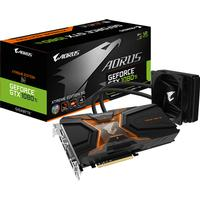 Gigabyte Aorus GeForce GTX 1080 Ti Waterforce Xtreme Edition 11G (GV-N108TAORUSX W-11GD)