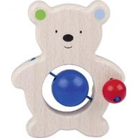 Goki Touch Ring Bear with Pearls 737400