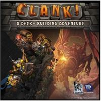 Renegade Games Clank!: A Deck-Building Adventure (Engelska)