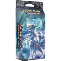 Pokémon Sun & Moon Burning Shadows Luminous Frost Theme Deck