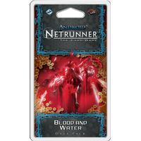 Fantasy Flight Games Android: Netrunner Blood & Water (Engelska)