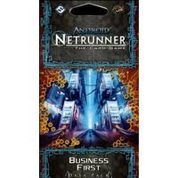 Fantasy Flight Games Android: Netrunner Business First (Engelska)