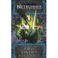 Fantasy Flight Games Android: Netrunner First Contact (Engelska)