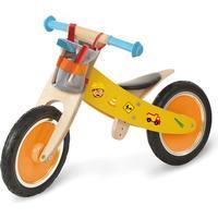 Pinolino springcykel, Bill/Flerfärgad