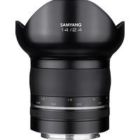 Samyang XP 14mm F2.4 for Canon