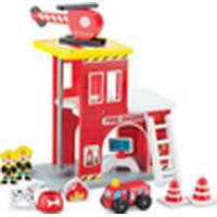 New Classic Toys Fire Station 11030