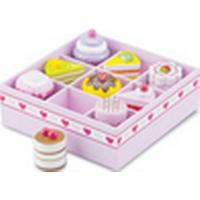 New Classic Toys Cake Pastry Assortment in Giftbox 9 pcs. 10626