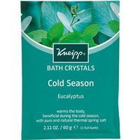 Kneipp Bath Crystals Cold Season Eucalyptus 60g